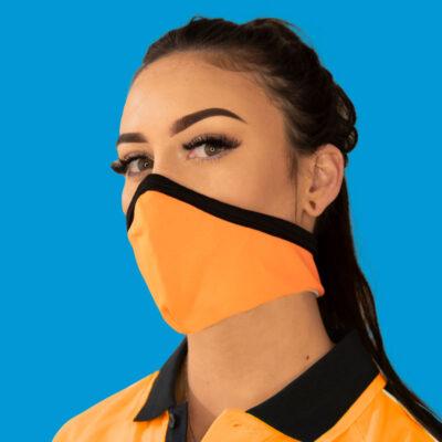 Hi-Viz Fluro Orange